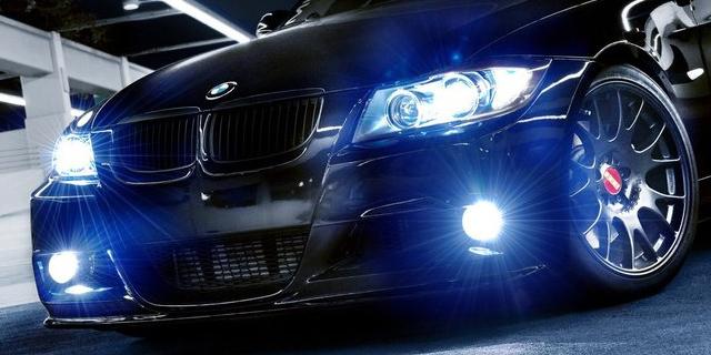 Dotari BMW - xenon