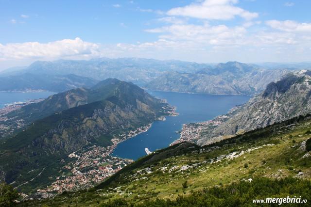 Fiordul Kotor - Muntenegru