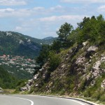 Calatorie cu masina in Muntenegru