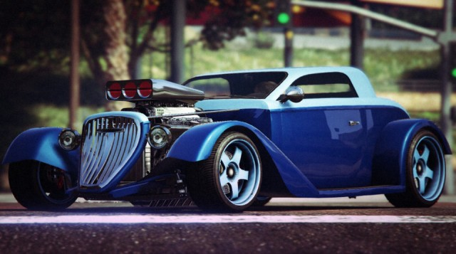 GTA 5 - Hot Rod