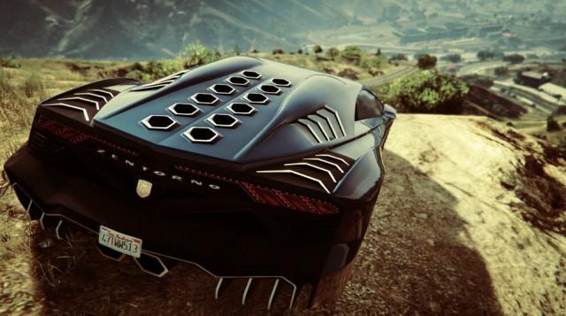 GTA 5 Supercar