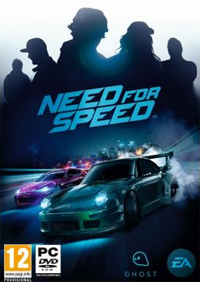 Need for Speed 2015 - coperta