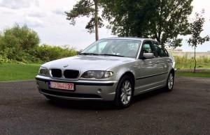 BMW 320D E46 de vanzare