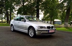 BMW 320D E46 diesel