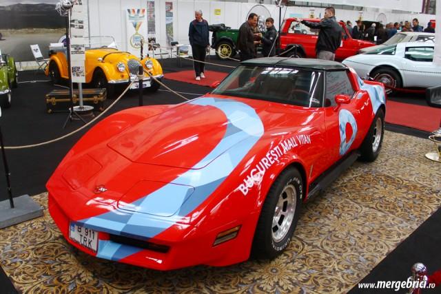 Chevrolet Corvette Stingray vechi