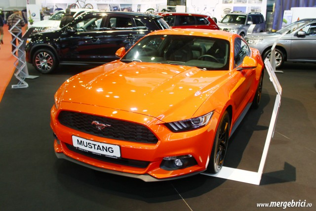 Ford Mustang Ecoboost in Romania