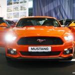 Ford Mustang - SAB 2015 Romania