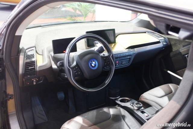 Interior BMW i3