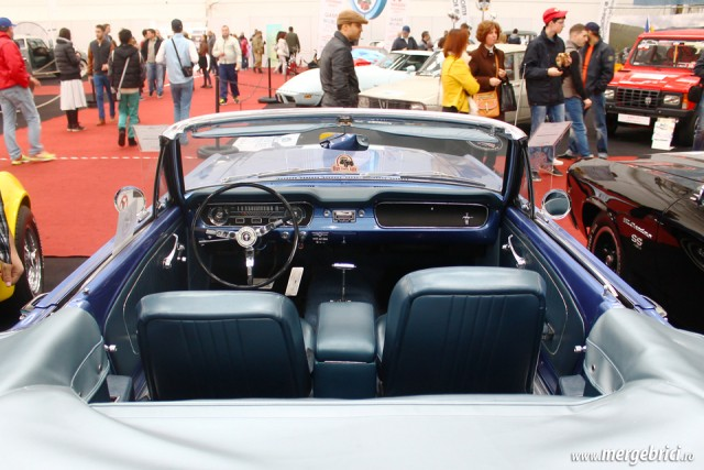 Interior Ford Mustang 1967