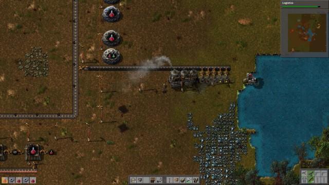 Factorio - generator