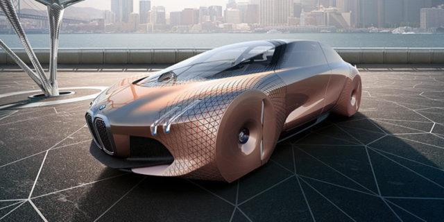BMW Vision Next - masina futurista