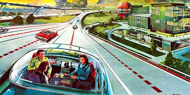 Predictii pentru viitorul masinilor inteligente