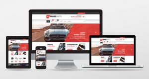 Web design si promovare online pentru service auto