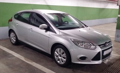 Ford Focus 3 diesel second hand