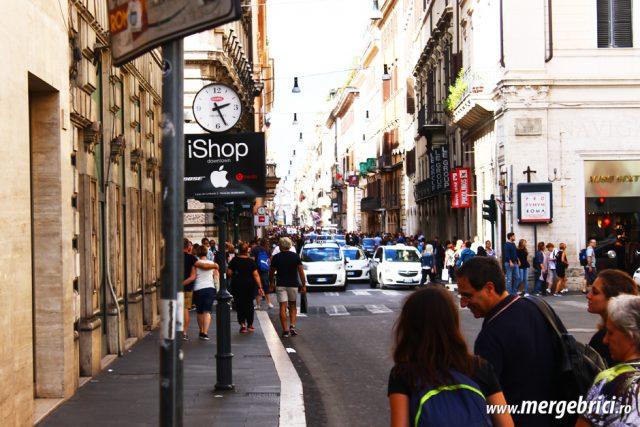 Italia: aglomeratie in Roma
