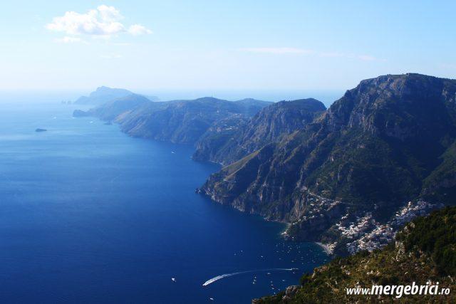 Italia: Coasta Amalfi si Capri