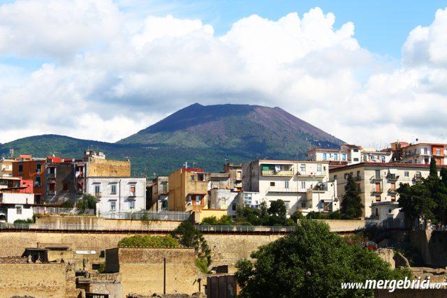 Italia: vedere sore Vezuviu