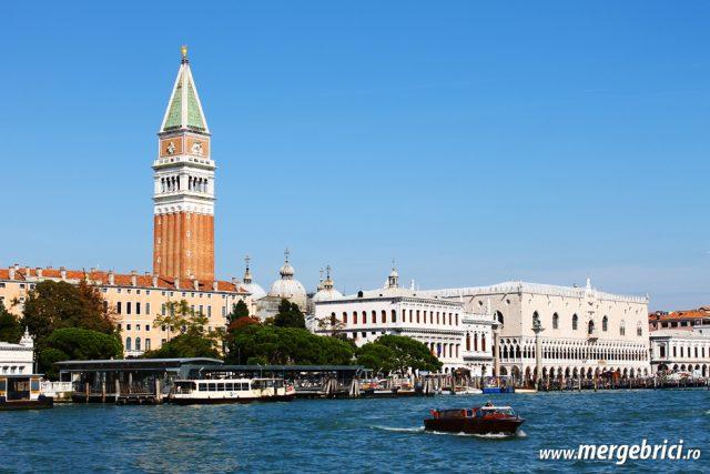 Italia - Venetia: canal, turn, palat