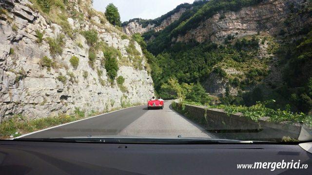 Sosea pe Coasta Amalfitana